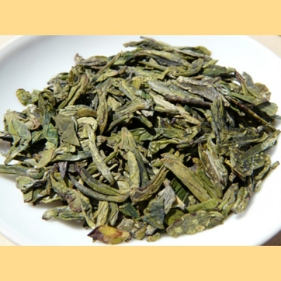 Early Spring 2015 Yunnan Bao Hong Green tea