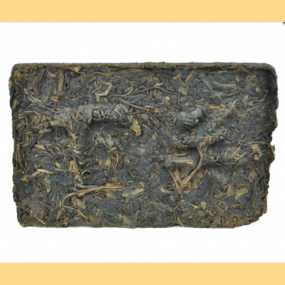 2004 Xiaguan Tibetan Flame Raw Pu-erh Brick tea