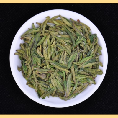 Premium Grade Dragon Well Tea From Hangzhou